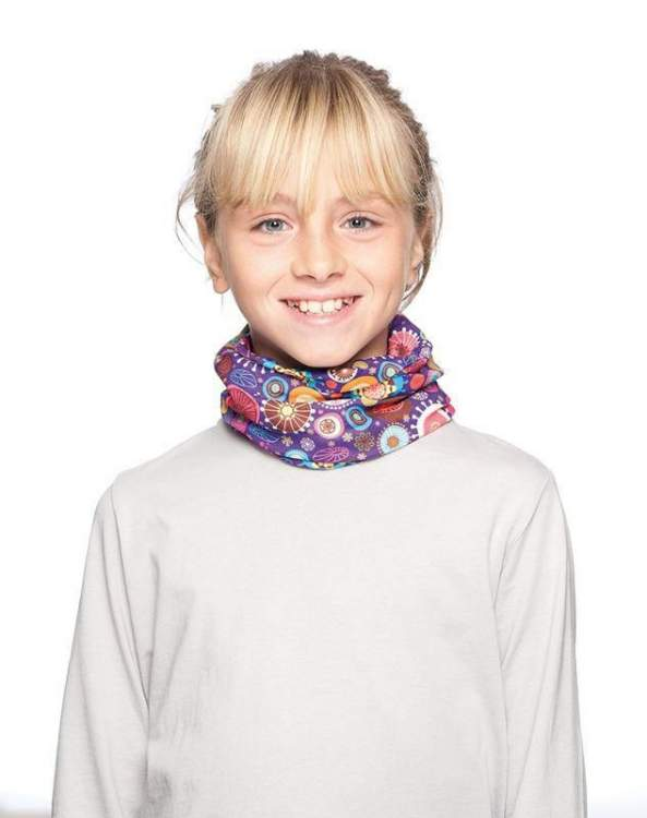 Chusta High UV Protection Child Buff® FLOPINK