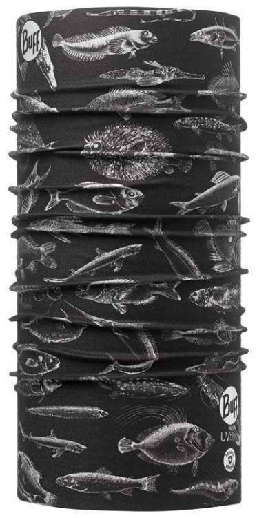 Chusta Insect Shield Buff® Cousteau Black
