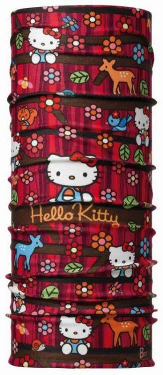 Chusta Junior Buff® Hello Kitty FOREST