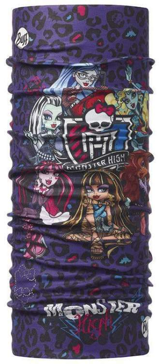 Chusta Junior Original Buff Monster High GHASTLY