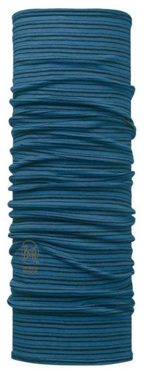 Chusta Merino Wool Buff SEAPORT BLUE STRIPES