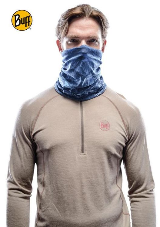 Chusta Original Buff® MEDIEVAL BLUE