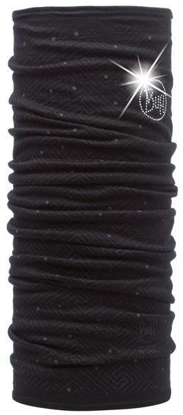 Chusta Wool Buff BLACK CHIC