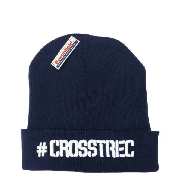 Czapka Trec Nutrition WINTER CAP 010 - CROSSTREC - NAVY