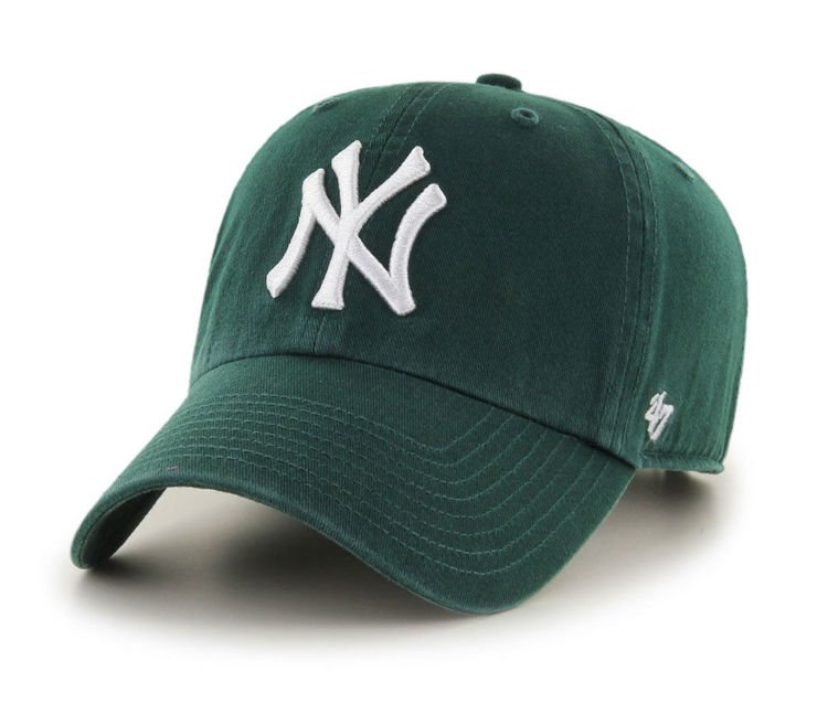 Czapka z daszkiem '47 MLB New York Yankees Clean Up