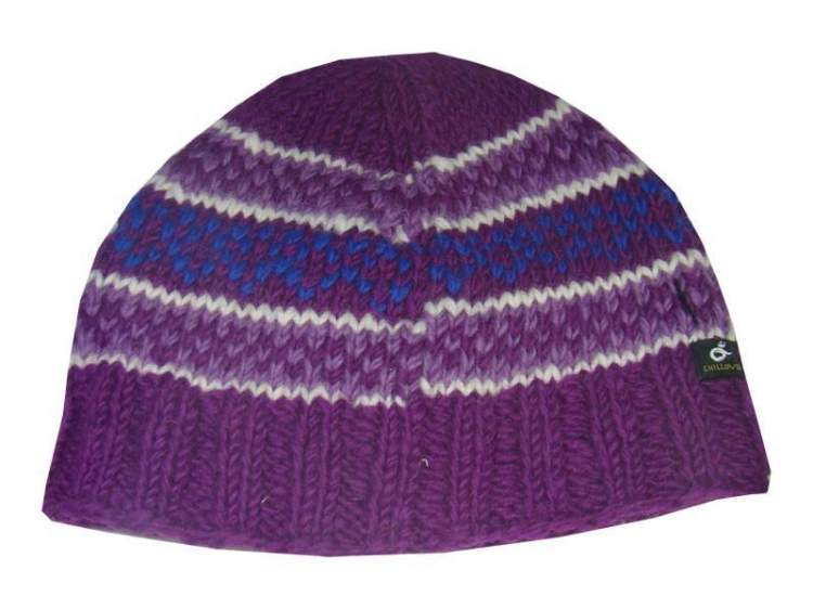 Czapka zimowa CHILLOUTS Santosh Kid Hat SAN03