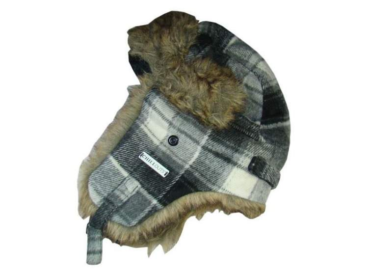 Czapka zimowa CHILLOUTS TRAPPER KID HAT TPK04