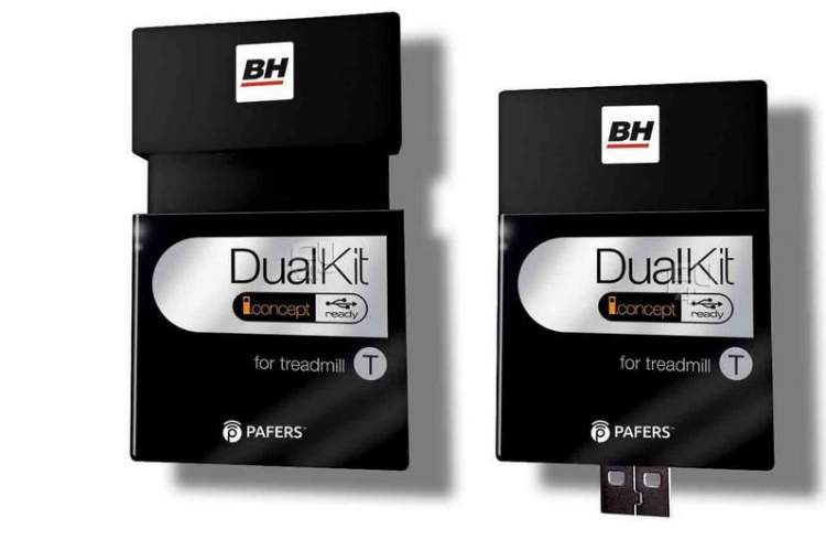 Dual Kit BH Fitness