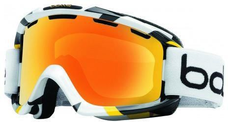 Gogle Bolle Nova II White Eagle Polarized Citrus Gold