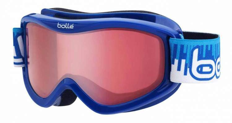 Gogle Bolle VOLT JUNIOR BLUE EQUALIZER VERMILLON
