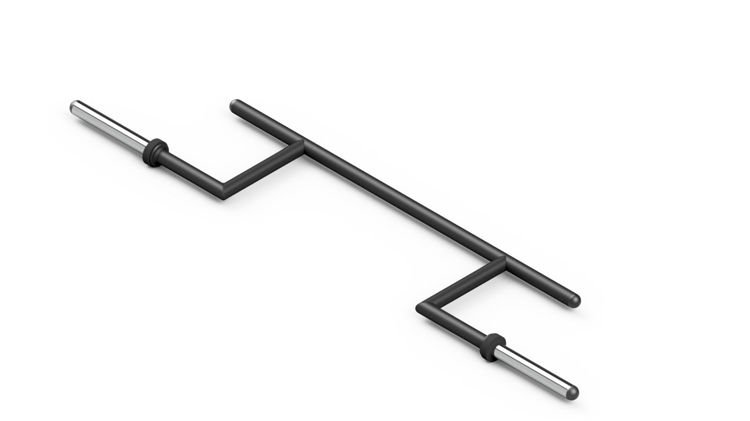 Gryf olimpijski Cambered Bar MF-G011 - Marbo Sport