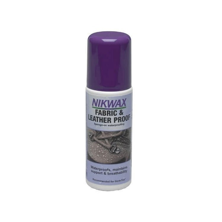 Impregnat Nikwax Fabric & leather proof 125ml spray