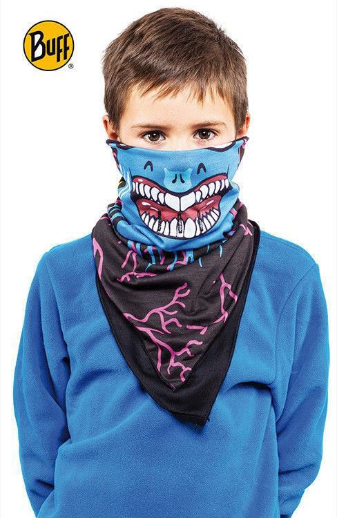 Junior Bandana Polar Buff DYESTAR
