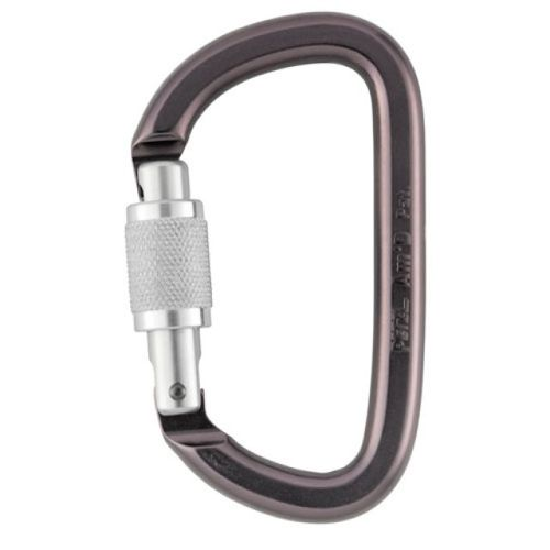 Karabinek Petzl AM'D Screw-Lock