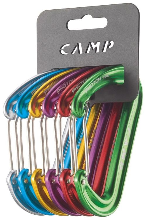 Karabinki Camp Photon Rack Pack Wire set