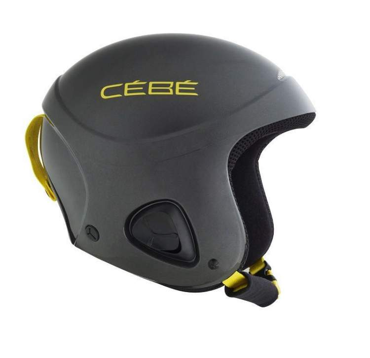 Kask Narciarski CEBE Ellips RTL Junior Yellow