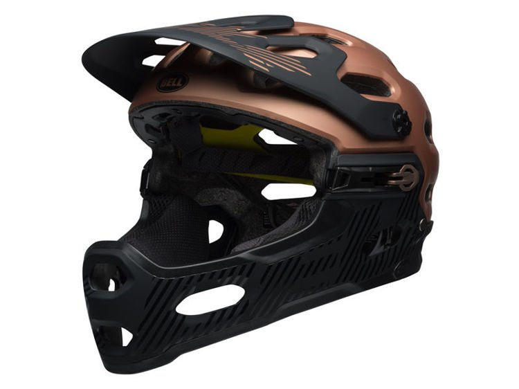 Kask full face Bell Super 3R Mips