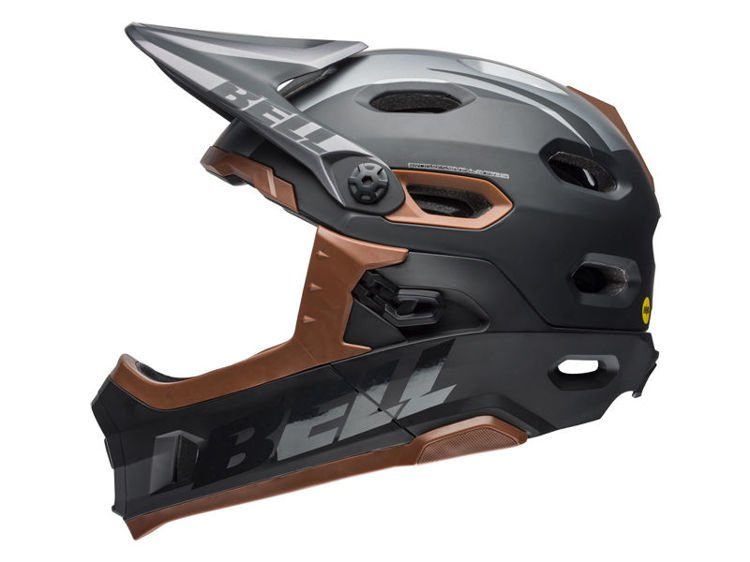 Kask full face Bell Super DH Mips