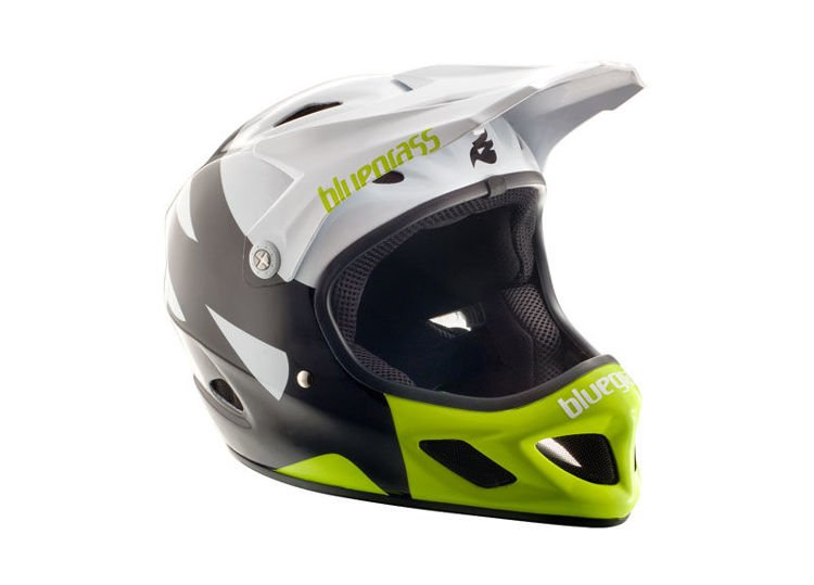 Kask rowerowy MTB / DH / FreeRide Bluegrass Explicit