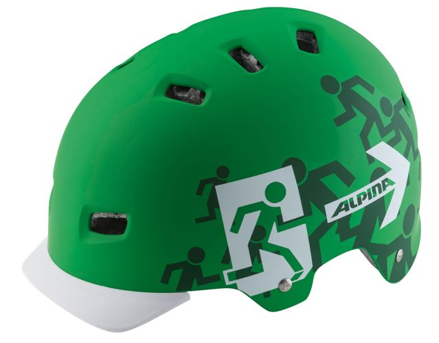 Kask rowerowy freestyle Alpina Park
