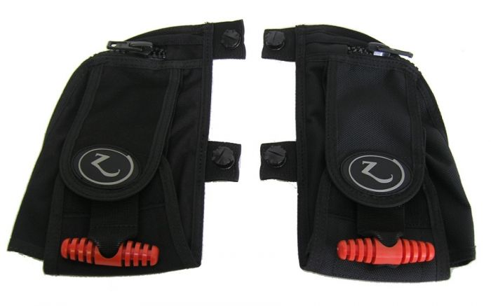 Kieszenie Zeagle Zip Touch Weight System