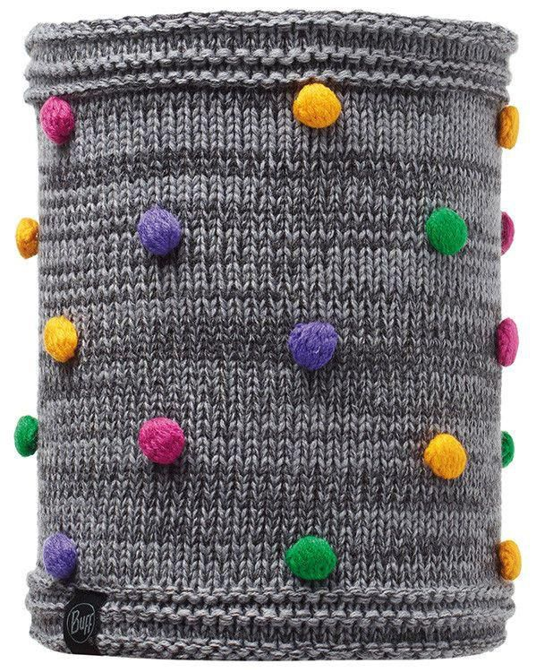 Komin Junior Neckwarmer Buff Knitted Polar ODELL