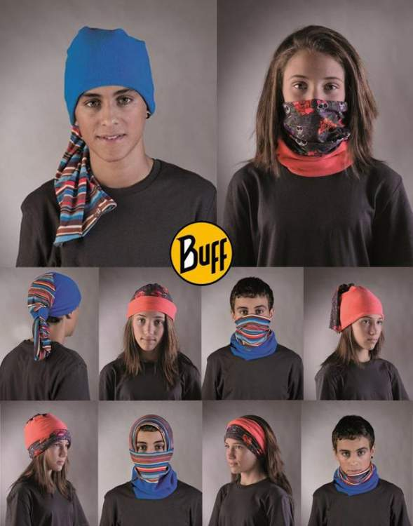 Komin Junior Polar Buff® TOBAGO