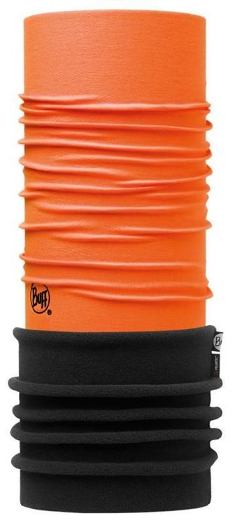 Komin Polar Buff Protection Solid Orange Fluor