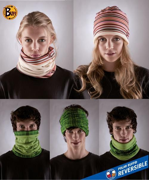 Komin Polar Buff® Reversible NAMIBIS