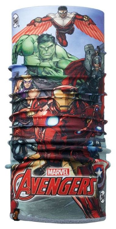 Komin Superheroes Junior Polar Buff AVENGERS ASSAMBLE