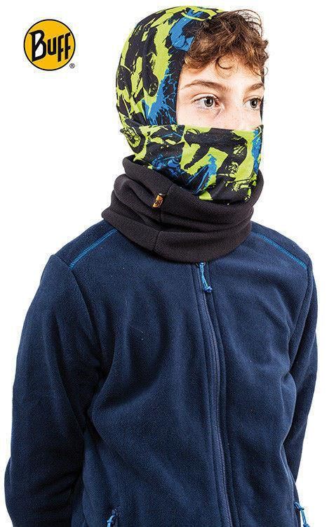 Komin Superheroes Junior Polar Buff DARK BAT
