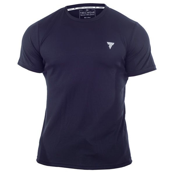 Koszulka Trec Nutrition MEN'S TREC WEAR - COOL TREC 001 - T-SHIRT/NAVY