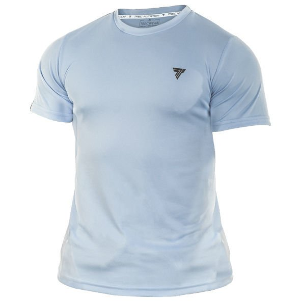 Koszulka Trec Nutrition MEN'S TREC WEAR - COOL TREC 006 - T-SHIRT/BLUE