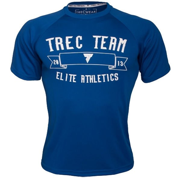 Koszulka Trec Nutrition MEN'S TREC WEAR - COOL TREC 007 - T-SHIRT/DARK BLUE