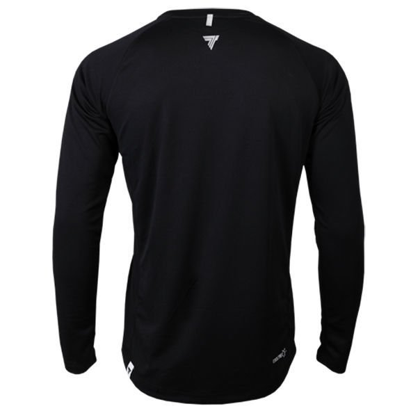 Koszulka Trec Nutrition MEN'S TREC WEAR - COOLTREC 013 - LONG SLEEVE/BLACK