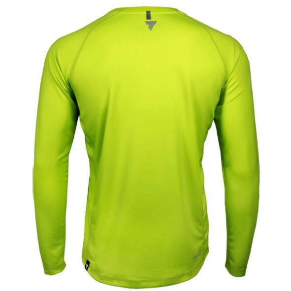 Koszulka Trec Nutrition MEN'S TREC WEAR - COOLTREC 018 - LONG SLEEVE/BRIGHT GREEN