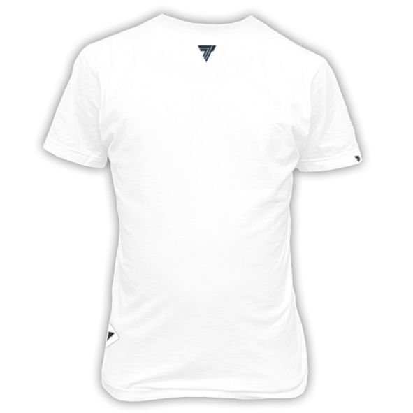 Koszulka Trec Nutrition MEN'S TREC WEAR - CREST - T-SHIRT 026/WHITE