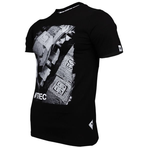 Koszulka Trec Nutrition MEN'S TREC WEAR - DUMBBEL - T-SHIRT 032/BLACK