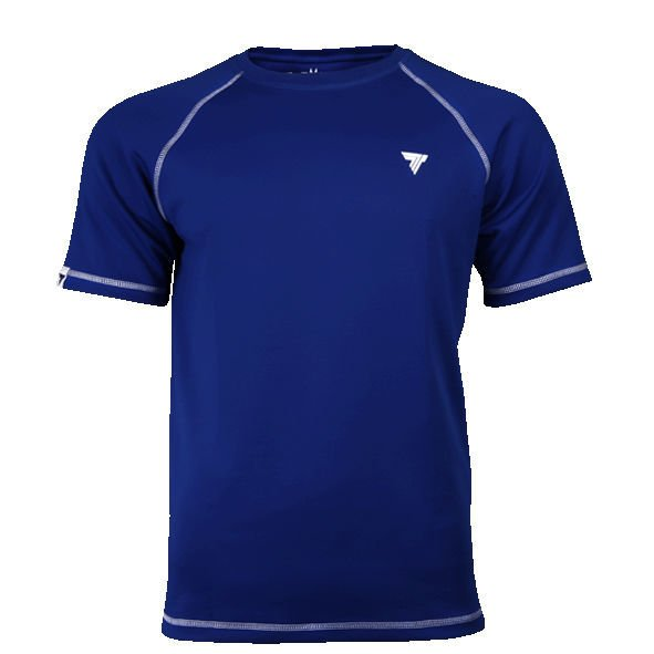 Koszulka Trec Nutrition MEN'S TREC WEAR - RASH 013/BLUE