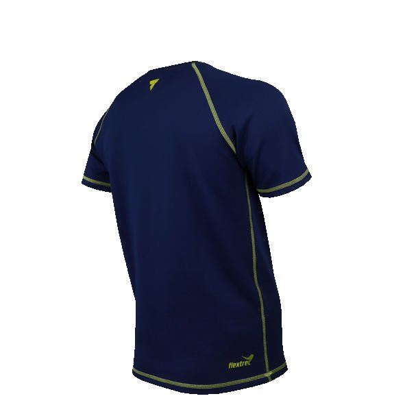 Koszulka Trec Nutrition MEN'S TREC WEAR - RASH 014/NAVY