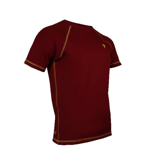 Koszulka Trec Nutrition MEN'S TREC WEAR - RASH 015/MAROON