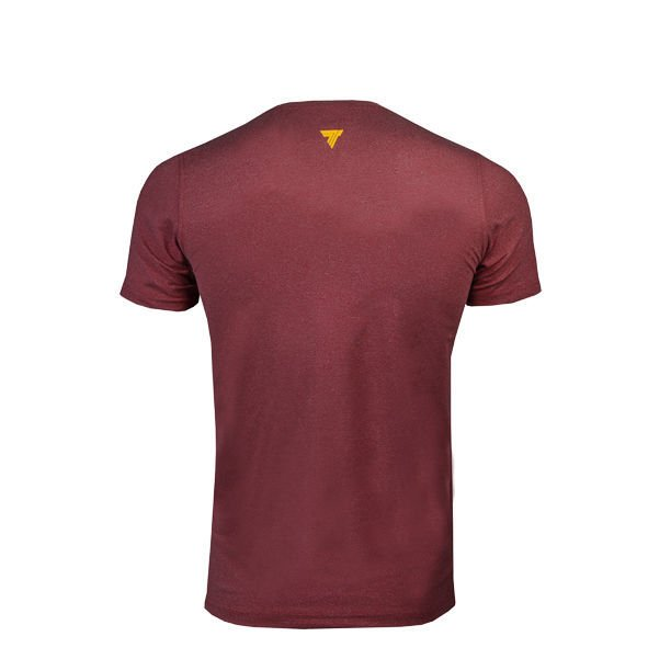 Koszulka Trec Nutrition MEN'S TREC WEAR - SOFT TREC - T-SHIRT 002/MAROON