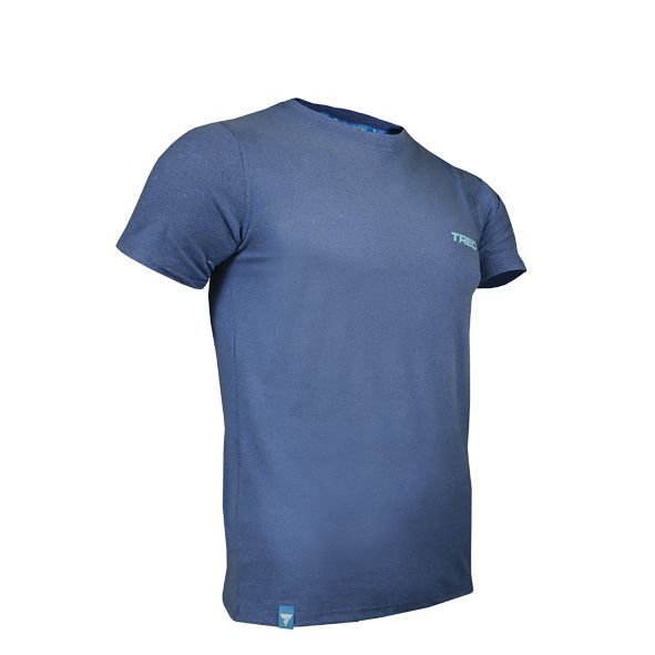Koszulka Trec Nutrition MEN'S TREC WEAR - SOFT TREC - T-SHIRT 003/BLUE