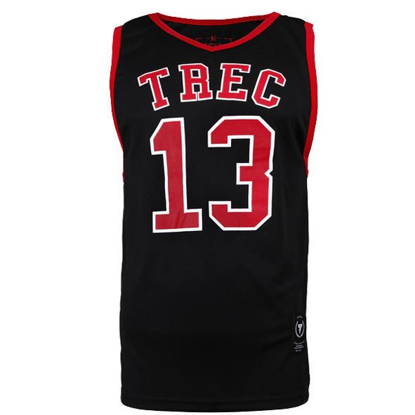 Koszulka Trec Nutrition MEN'S TREC WEAR - TANK TOP - JERSEY 002/BLACK