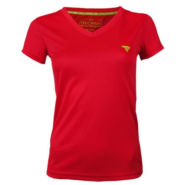 Koszulka Trec Nutrition WOMEN'S TREC WEAR - COOLTREC 015 - T-SHIRT/ORANGE