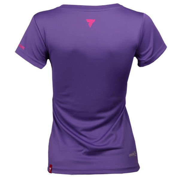 Koszulka Trec Nutrition WOMEN'S TREC WEAR - COOLTREC 016 - T-SHIRT/FUCHSIA