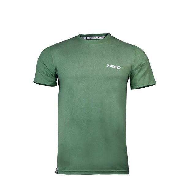 Koszulka Trec NutritionMEN'S TREC WEAR - SOFT TREC - T-SHIRT 004/GREEN