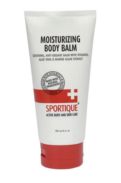 Krem do ciała SPORTIQUE MOISTRUIZING BODY BALM 180 ml