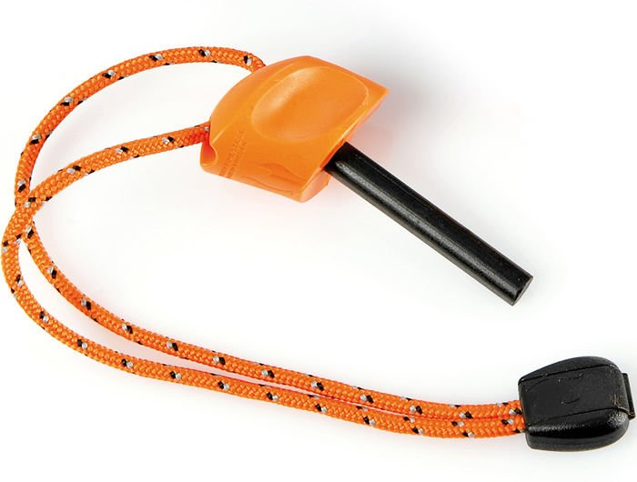 Krzesiwo Light My Fire wym. do noża FireKnife Orange 12123600