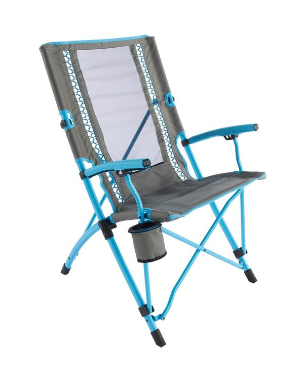 Krzesło Coleman Bungee Chair Blue